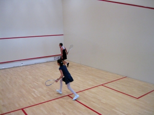 THE FIRST ARMENIAN SQUASH TOURNAMENT MAY 26