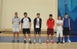 Winners of the first Armenian squash championship in 13-17, above 17 ages group