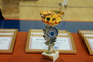 THE FINALS OF THE II ARMENIAN NATIONAL SQUASH TOURNAMENT