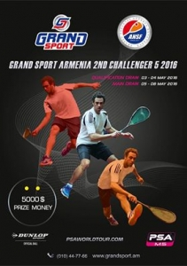 GRAND SPORT ARMENIA 2ND CHALLENGER 5 2016