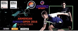 ՛՛Armenian Junior Open 2016՛՛