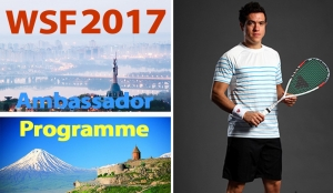 Armenia and Ukraine to host 2017 WSF Ambassador Programme