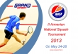 The II Armenian Squash Tournament