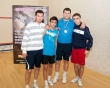 PARTICIPATION OF Armenian squash trainers IN THE INTERNATIONAL SQUASH TOURNAMENT \'Seasons of the year\' HELD IN KIEV.